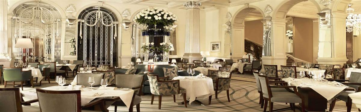 claridges dining