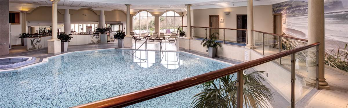 culloden hotel pool