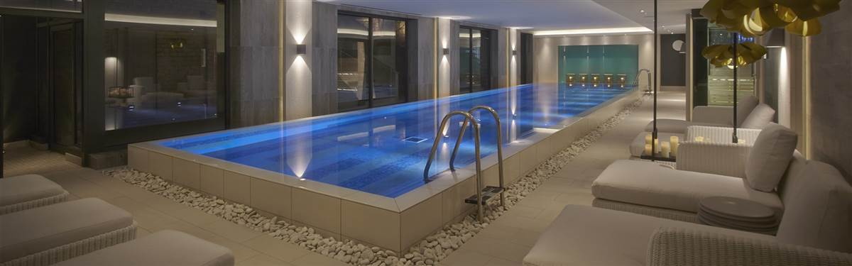 dormy house infinity pool