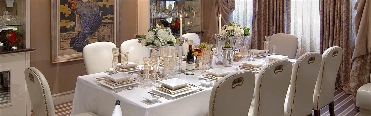 egerton house hotel diningroom