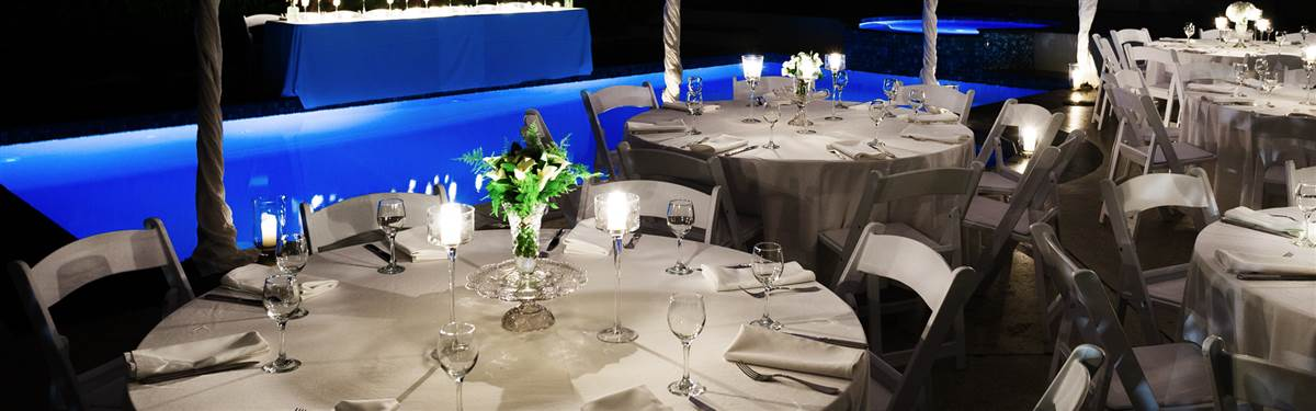greenmantle estate  wedding table