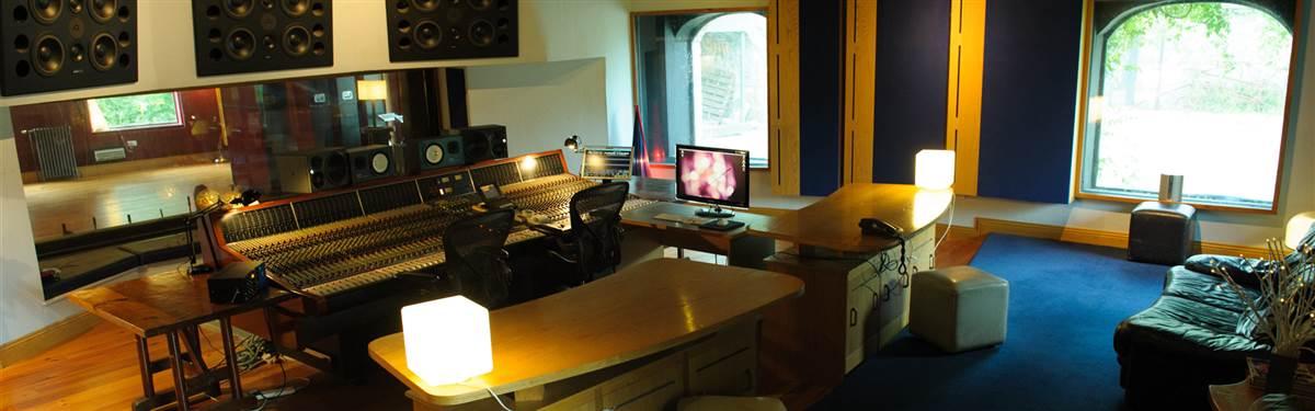 grouse lodge   recording studio