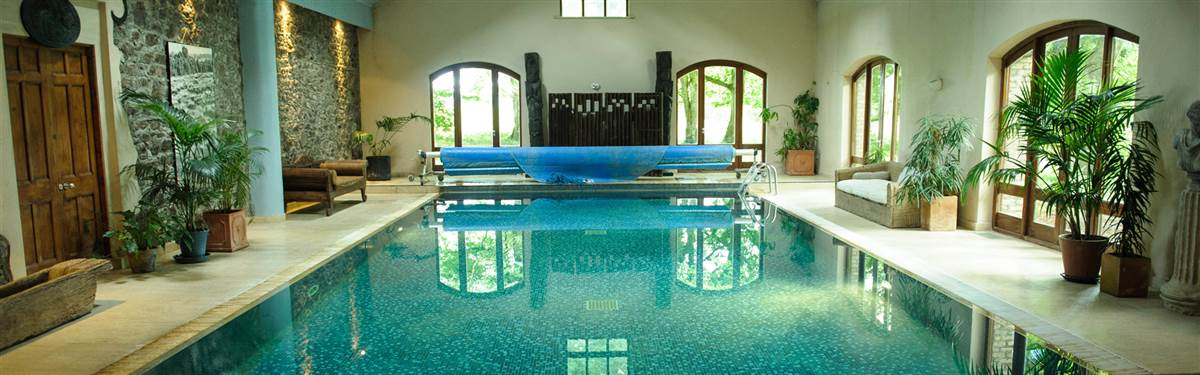grouse lodge   swimming pool