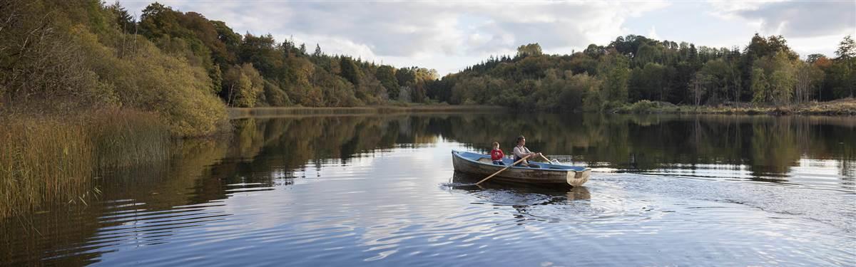 hilton park boat