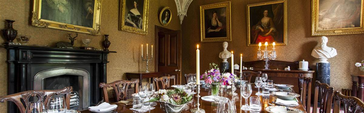 hilton park dining room
