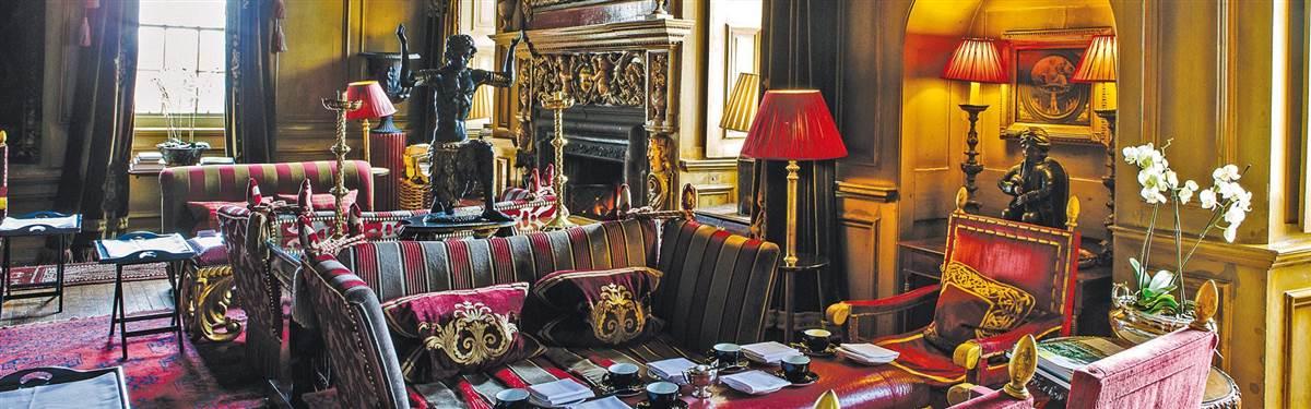 prestonfield house room