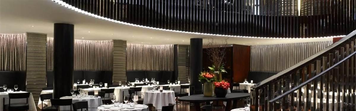 dining Raffles seychelles