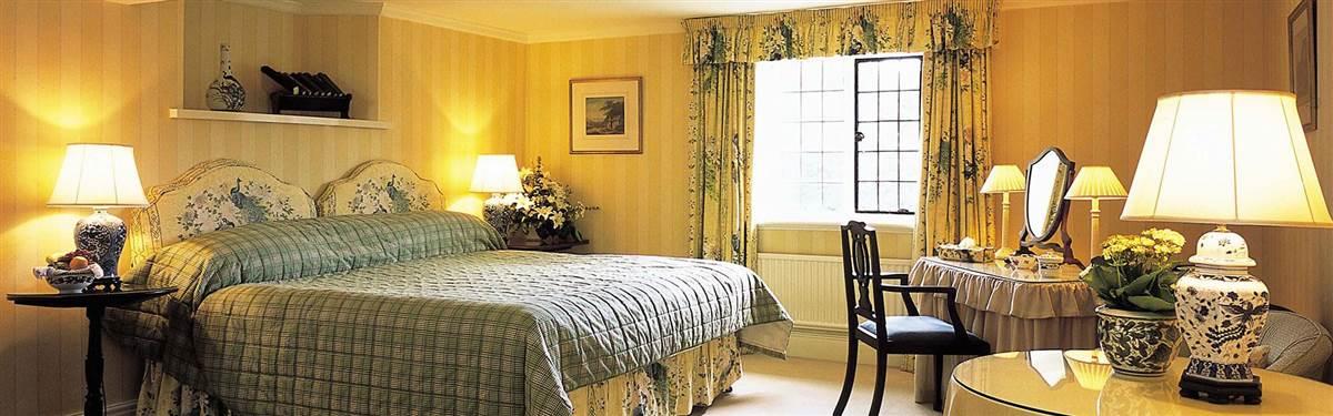 bedroom bodysgallen
