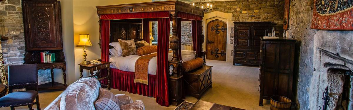 Room thornbury castle