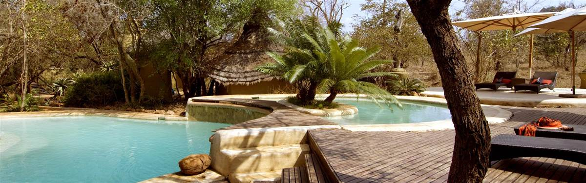 Ulusaba pool