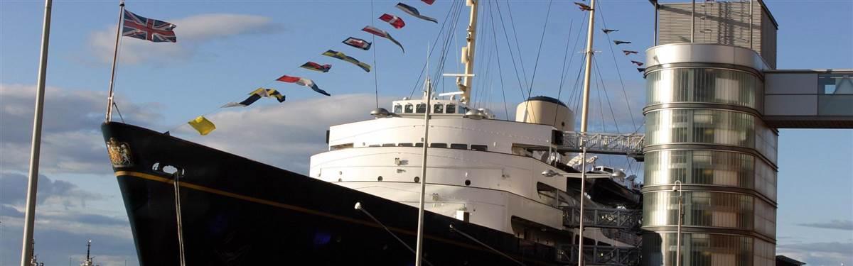 Yacht Britannia