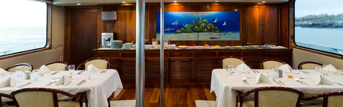 integrity dining room