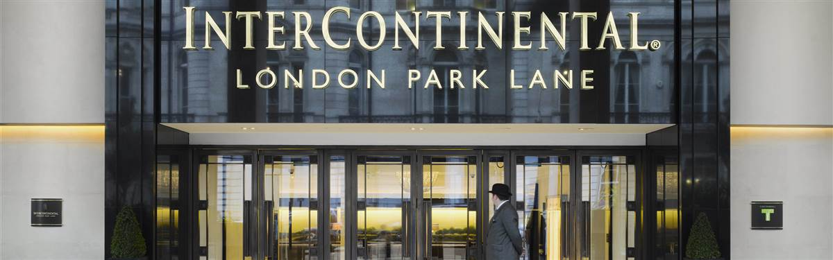 intercontinental london park port cocher