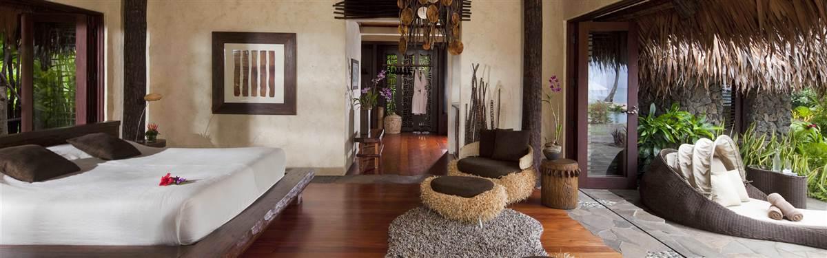 laucala island fidji plantation villa