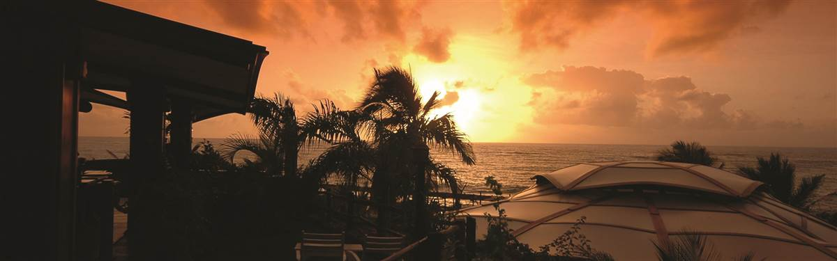 leapord beach resort sunrise