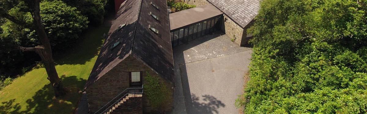linden house exterior