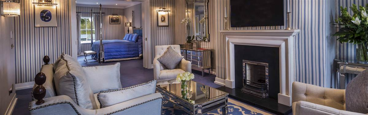 lodge at ashford castle   suite 3