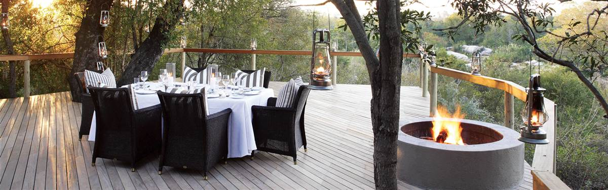 londolozi game reserve terrace