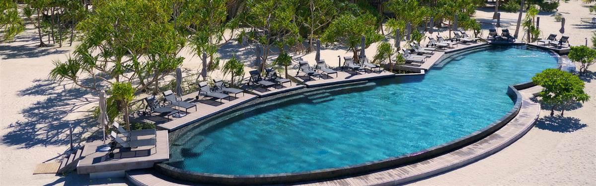 pool tetiaroa island the brand tahiti