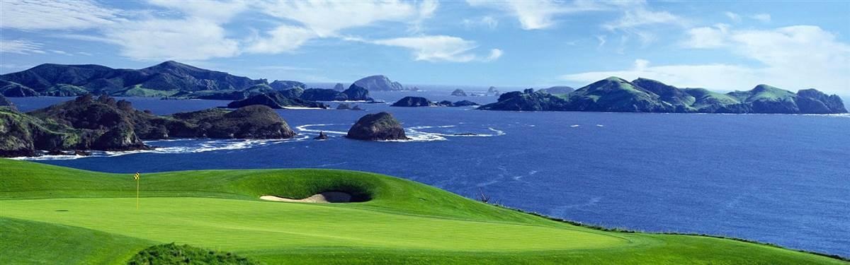 eagles nest new zealand golf