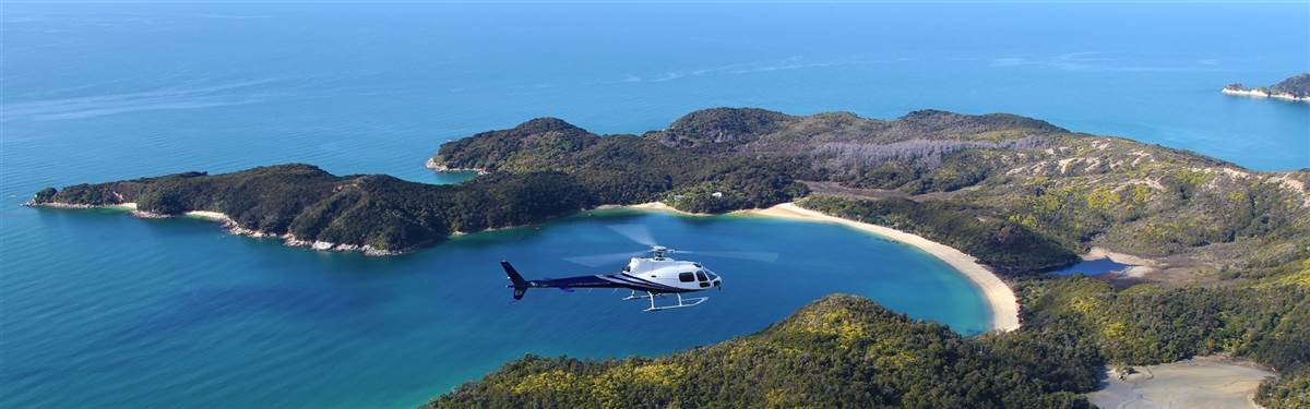 eagles nest new zealand helicopter
