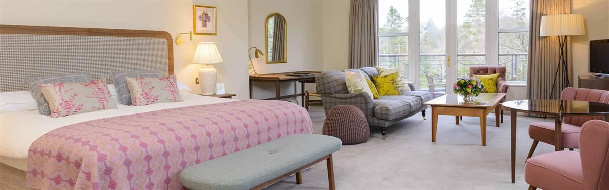 sheen falls lodge co kerry   bedroom