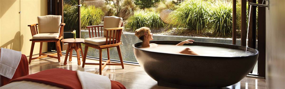 saffire freycinet  spa