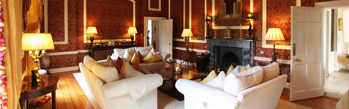 tankardstown house drawing room