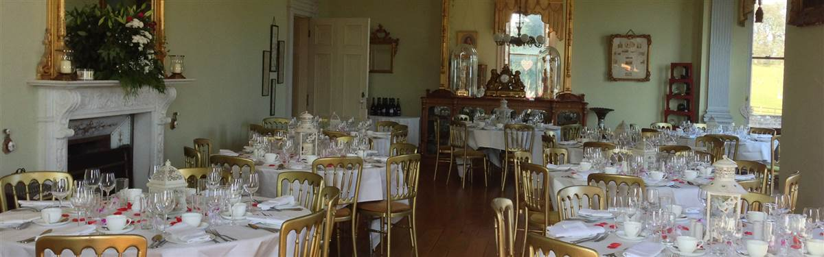 temple house dining room