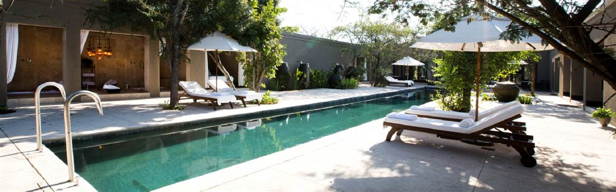 the Royal Portfolio Swimming Pool at Roy