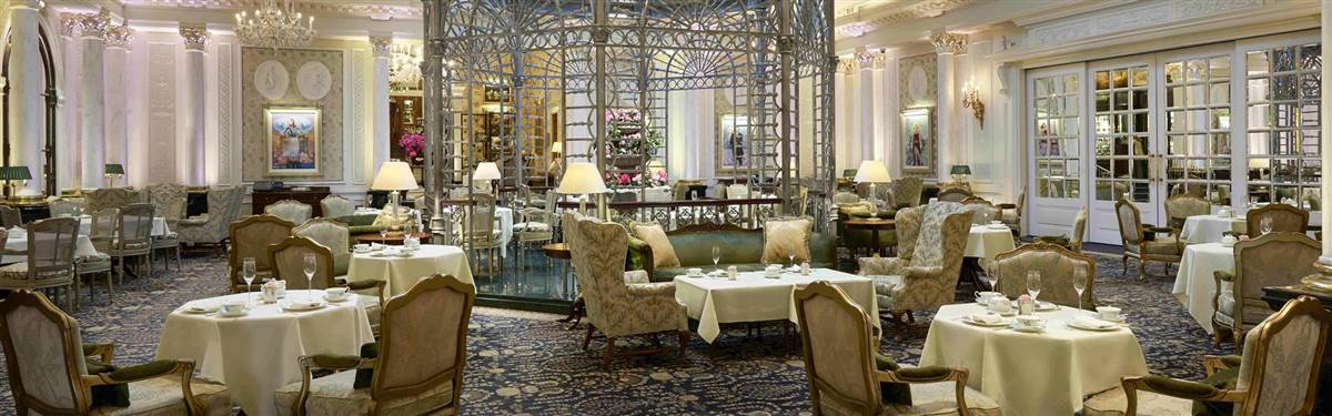 the savoy thames foyer