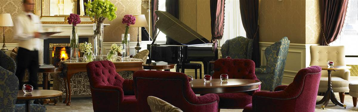 the shelbourne lord mayors lounge
