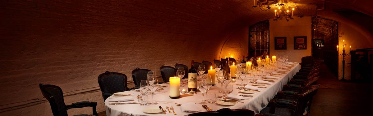 the stafford london wine cellars