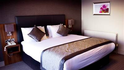 Allingham Arms - Deluxe Double Room