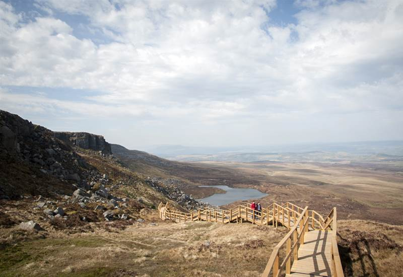 cuilcagh walk