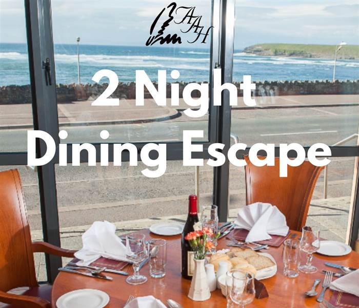 2 Night Midweek Dining Escape