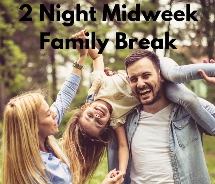 2 Night Family Break