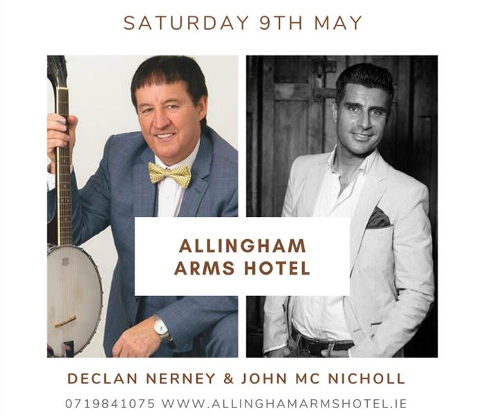 Declan Nerney & John Mc Nicholl - May Offer