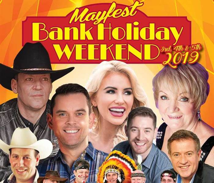 May Festival Weekend 2019
