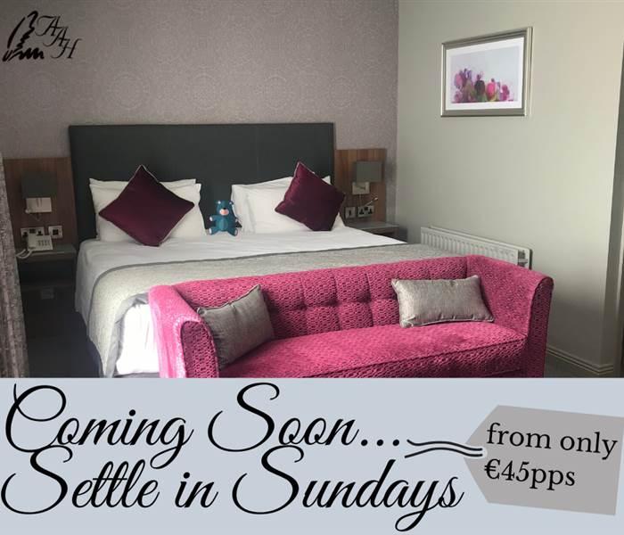 Settle in Sundays