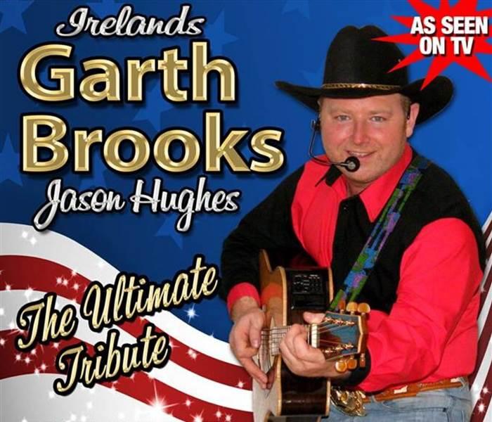 Garth Brooks Tribute - B&B, Dinner & Show