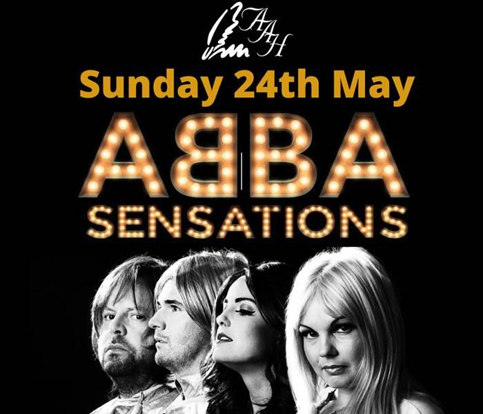 ABBA Sensations The Ultimate Tribute - B&B, Dinner & Show