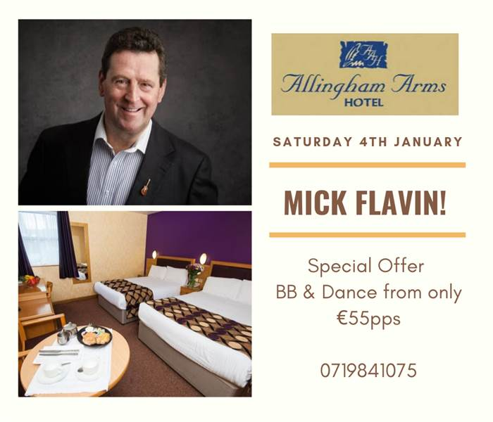 Mick Flavin BB & Dance Special