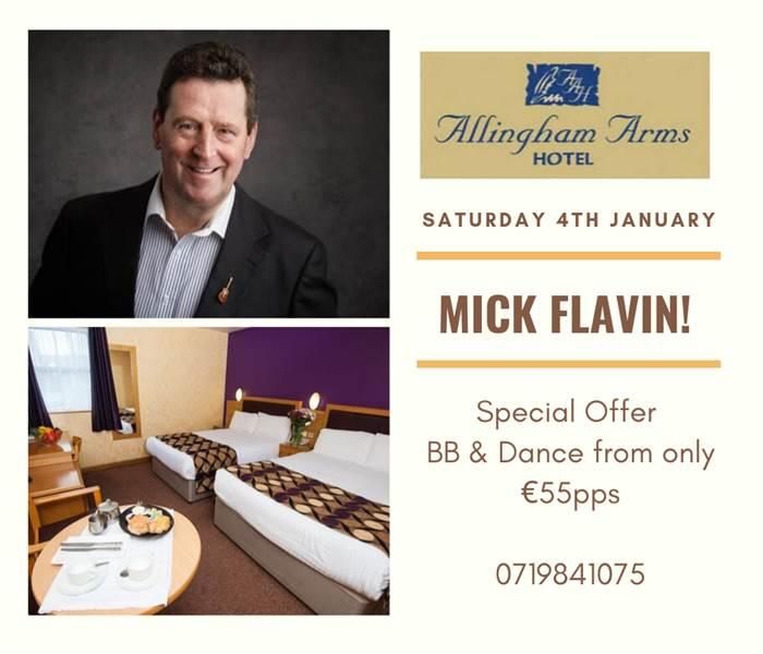 Mick Flavin BB & Dance Special