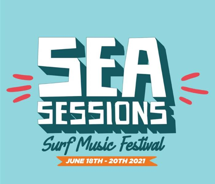 Sea Sessions 2021 3 Nights BB & Weekend Ticket