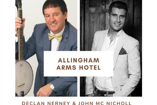 Declan Nerney & John Mc Nicholl
