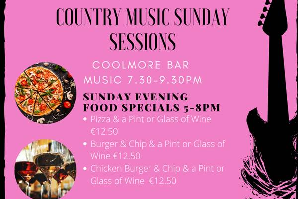 Sunday Sessions with Colm Burke