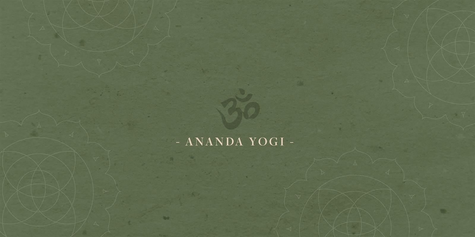Ananda web banner yogi