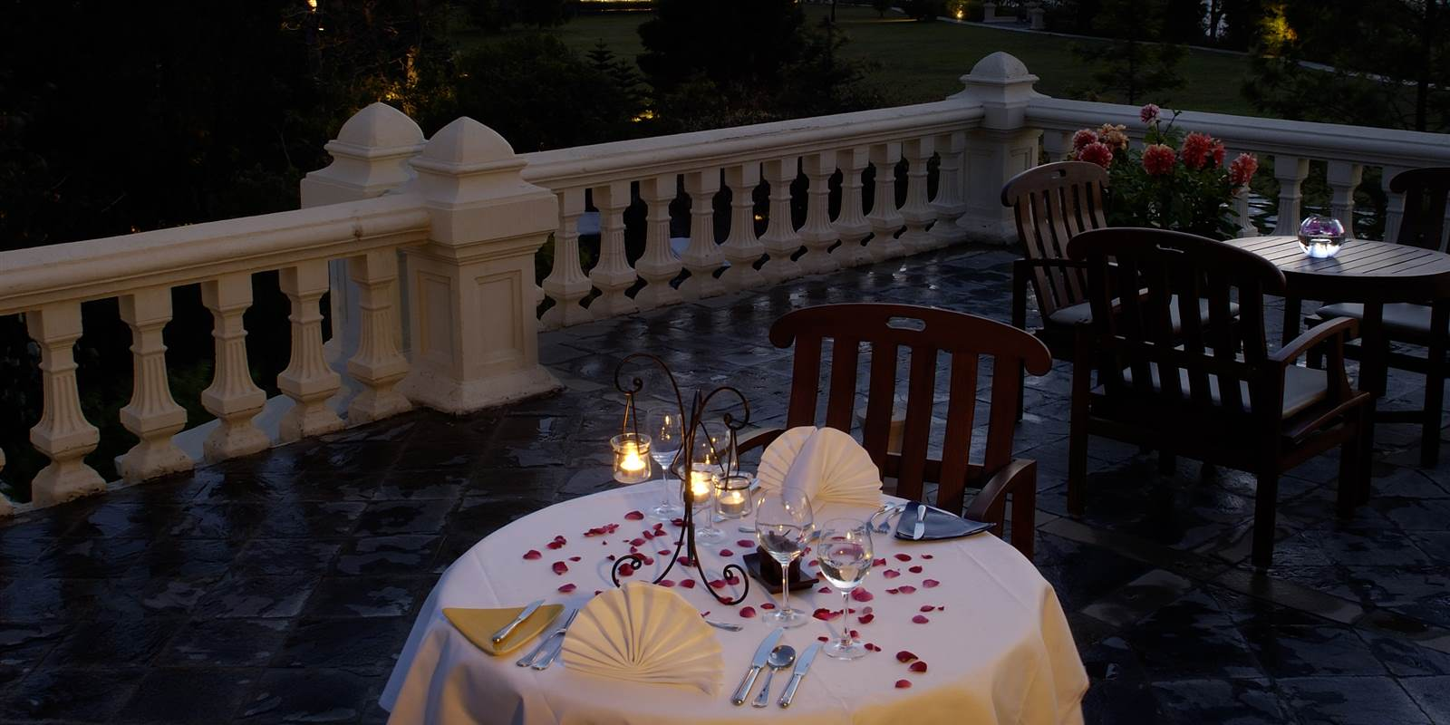 Private Dinner Table