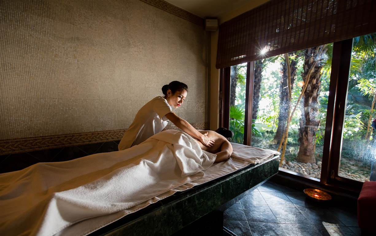 ananda couples spa treatment